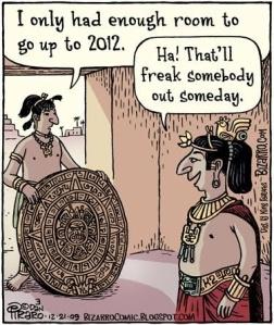Los Mayas y 2012